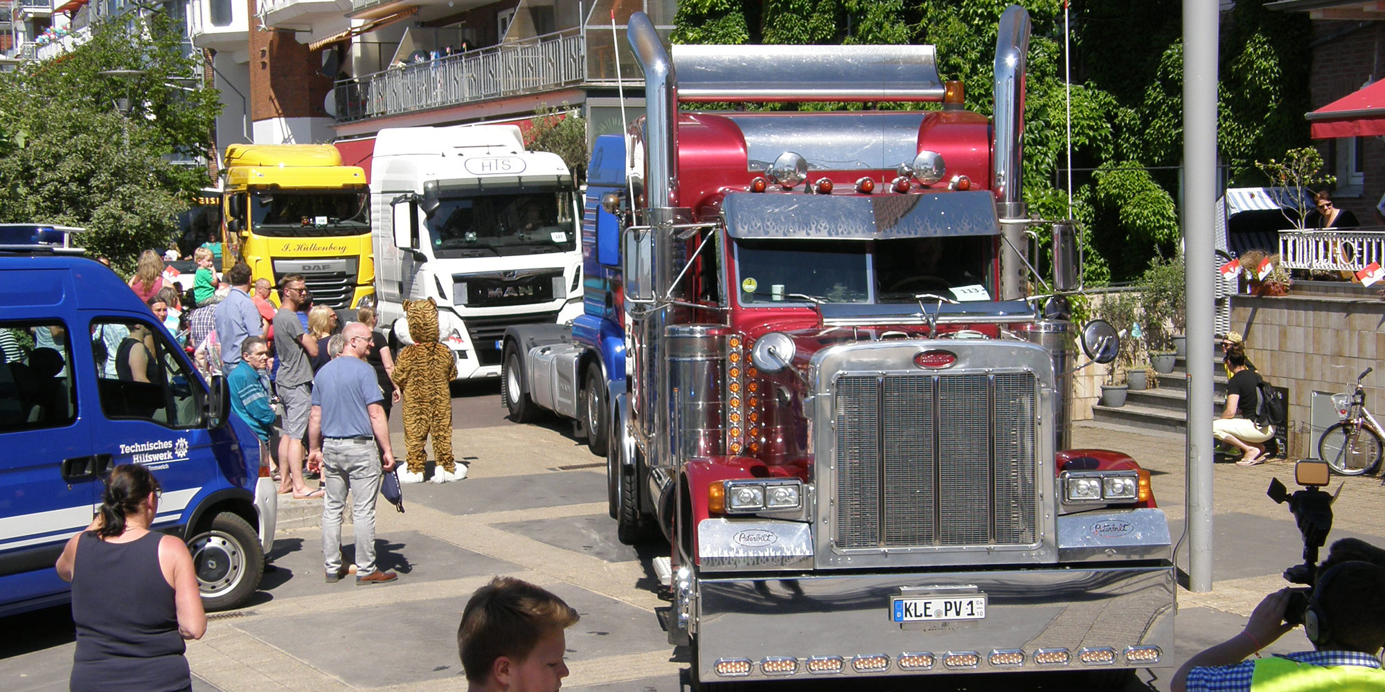 Aanmelden Truckersrun