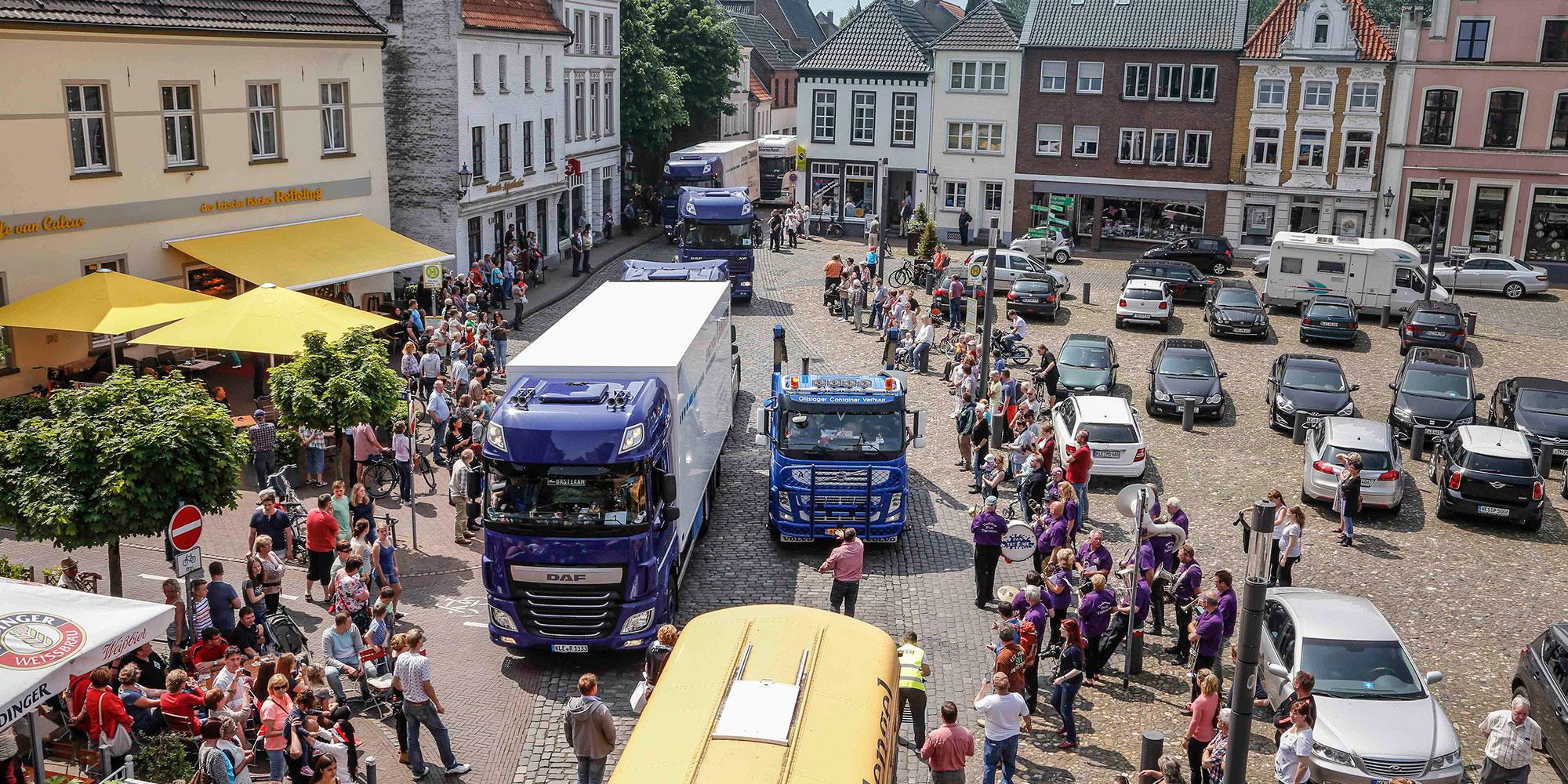 Anmeldung Truckersrun